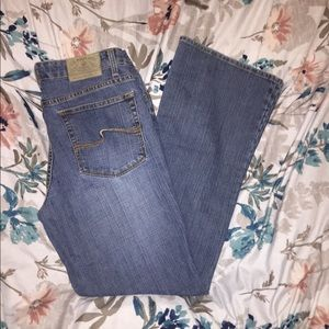 Us polo jeans size 12
